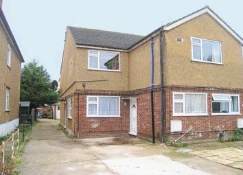 Thumbnail 1 bed flat to rent in Abbey Road, Ilford