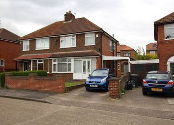 Thumbnail 3 bed semi-detached house to rent in Collingwood Avenue, York