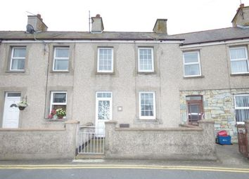Thumbnail 2 bedroom terraced house for sale in Millbank Terrace, Holyhead, Sir Ynys Mon