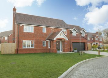 Thumbnail 5 bed detached house for sale in Biddenden Road, Headcorn, Ashford
