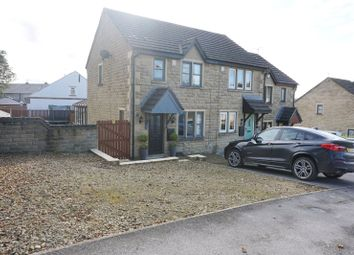 Thumbnail 3 bed end terrace house for sale in Berrington Way, Oakworth, Keighley