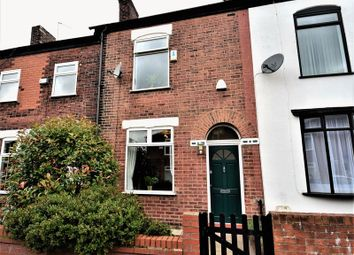 Thumbnail 2 bed terraced house for sale in Cemetery Road South, Swinton, Manchester
