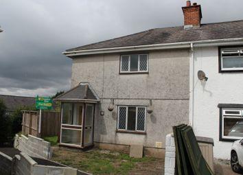 Thumbnail 3 bed end terrace house for sale in 9 Llwyncelyn, Forest Fach, Swansea