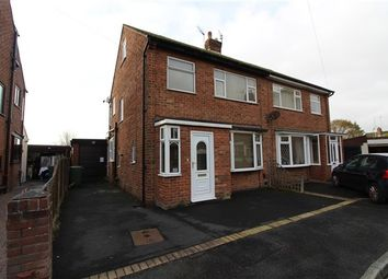 Thumbnail 3 bed property for sale in Raybourne Avenue, Poulton Le Fylde