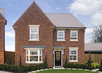 "Thumbnail 4 bed detached house for sale in ""Holden"" at Maw Green Road, Crewe"
