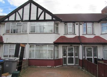 Thumbnail 4 bedroom terraced house for sale in Rowley Close, Wembley