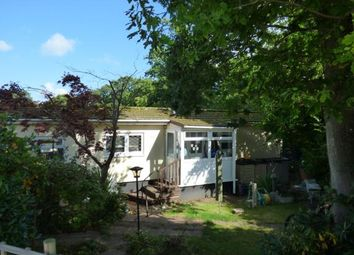 Thumbnail 1 bed mobile/park home for sale in Pathfinder Village, Exeter, Devon