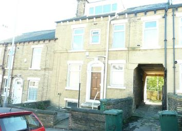 Thumbnail 3 bedroom terraced house to rent in Grantham Road, Great Horton, Bradford