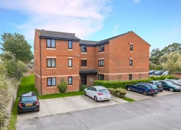 Thumbnail 2 bed flat for sale in Moorymead Close, Watton At Stone