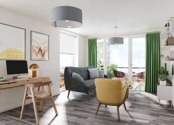 Thumbnail 1 bedroom flat for sale in Western Avenue, Acton, Ealing