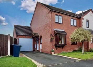 Thumbnail 3 bed semi-detached house for sale in Park Meadow, Minsterley, Shrewsbury