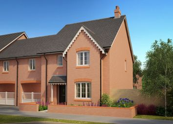 "Thumbnail 4 bedroom detached house for sale in ""Hurst"" at Wilkinson Road, Kempston, Bedford"