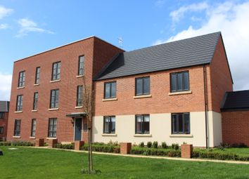 Thumbnail 2 bed flat for sale in 45 Balmoral Close, Marina Park, Northampton