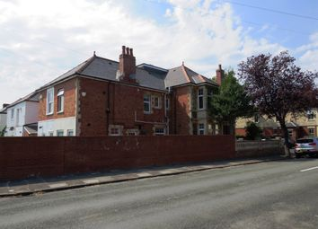 Thumbnail 2 bed flat for sale in Cornerswell Road, Penarth