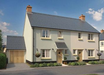Thumbnail 3 bed semi-detached house for sale in Plot 19, Ladywell Meadows, Chulmleigh