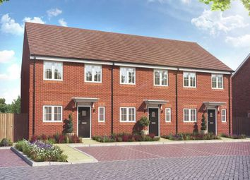 """Thumbnail 3 bed terraced house for sale in """"The Gosfield"""" at Main Street, Grendon Underwood, Aylesbury"""