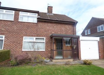 Thumbnail 3 bed semi-detached house for sale in Byron Road, Lydiate, Liverpool