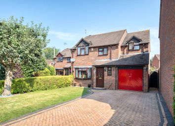 Thumbnail 4 bed detached house for sale in Prince Harry Road, Henley-In-Arden
