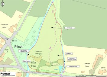 Thumbnail 9 bed detached house for sale in Pilcot Hill, Dogmersfield, Hook, Hampshire