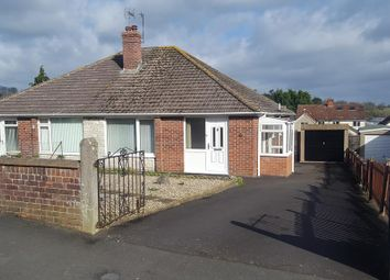 Thumbnail 2 bed bungalow for sale in Thomson Drive, Crewkerne
