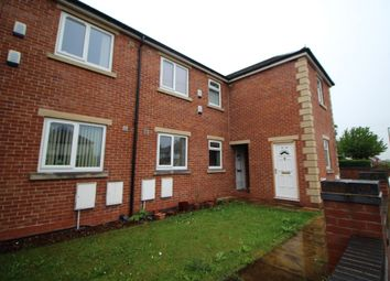 Thumbnail 2 bed flat for sale in Wharfedale Road, Stockport