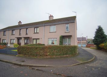 Thumbnail 2 bed end terrace house for sale in Easterbank, Forfar