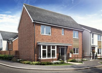 Thumbnail 3 bed detached house for sale in Edison Place, Technology Drive, Rugby