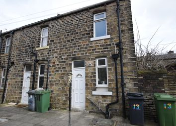 Thumbnail 1 bed end terrace house to rent in Broomfield Terrace, Marsh, Huddersfield