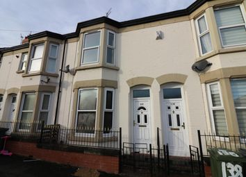 Thumbnail 2 bed terraced house for sale in Craven Street, Birkenhead