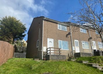 Thumbnail 2 bed end terrace house for sale in Cheviot Close, Risca, Newport