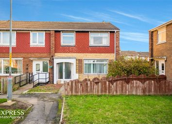 Thumbnail 3 bed end terrace house for sale in Edgehill Way, Billingham, Durham