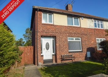 Thumbnail 3 bed semi-detached house to rent in Stewart Drive, West Boldon, East Boldon