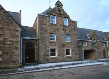 Thumbnail 2 bed flat for sale in 6 Pringle Court, Buckie