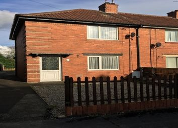 Thumbnail 2 bed semi-detached house to rent in Gordon Avenue, Mansfield