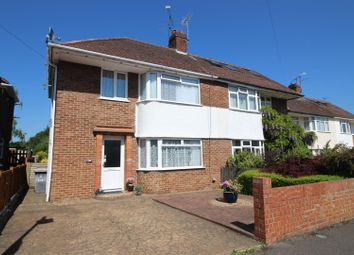 Thumbnail 3 bed semi-detached house for sale in Mayfield Drive, Caversham, Reading