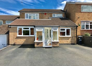 Thumbnail 5 bed detached house for sale in Darlington Road, Leicester