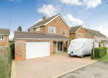 Thumbnail 4 bed detached house for sale in Northampton Road, Denton