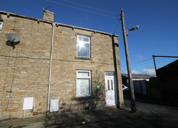 Thumbnail 2 bed end terrace house for sale in St. Albans Street, Tow Law, Bishop Auckland