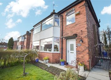 Thumbnail 3 bed semi-detached house for sale in Lime Avenue, Whitefield, Manchester, Greater Manchester