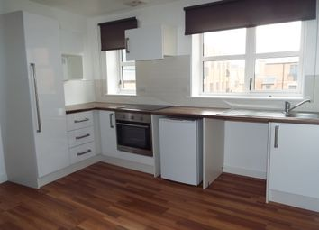 Thumbnail 1 bed flat to rent in Clyde Court, Leicester