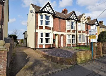 Thumbnail 3 bed end terrace house for sale in Birling Road, Snodland, Kent
