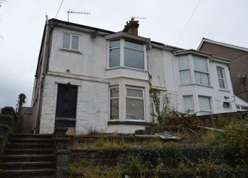Thumbnail 5 bed shared accommodation to rent in New Park Terrace, Treforest, Pontypridd