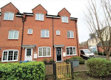 Thumbnail 3 bed town house for sale in Booth Road, Banbury