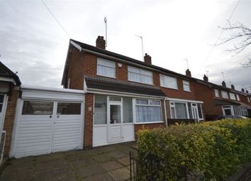 Thumbnail 3 bed semi-detached house to rent in Skelton Drive, West Knighton, Leicester