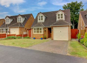 Thumbnail 4 bed detached house for sale in Welshmans Hill, Sutton Coldfield
