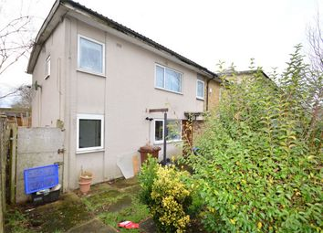 Thumbnail 3 bed end terrace house for sale in Cherry Way, Hatfield, Hertfordshire