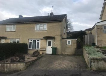 Thumbnail 2 bed semi-detached house for sale in Sheridan Road, Bath, Somerset