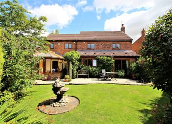 Thumbnail 4 bed detached house for sale in Kerver Lane, York