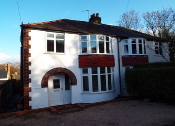 Thumbnail 3 bed property to rent in Marcliff Grove, Knutsford