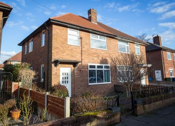 Thumbnail 3 bed semi-detached house for sale in Barkway Road, Stretford, Manchester